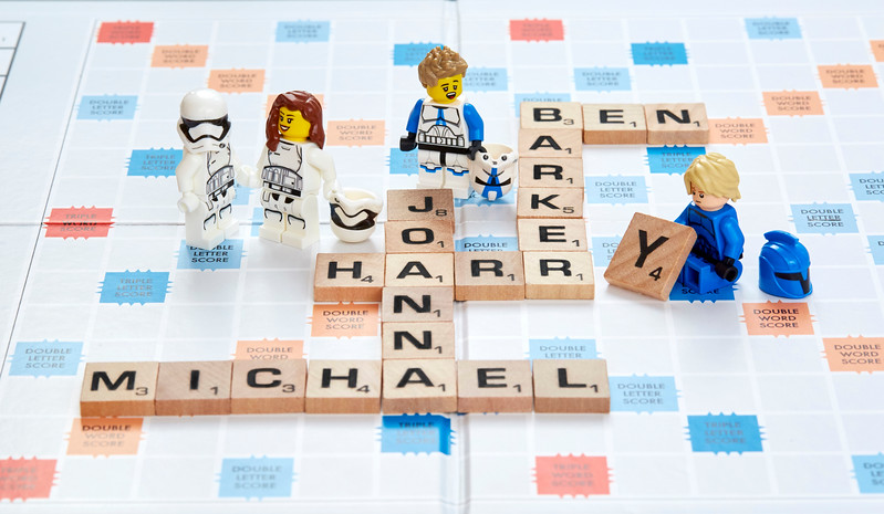 Brainbox Photography Lego family portrait, from £50