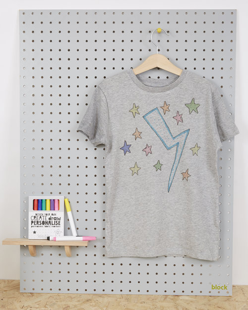 personalised organic cotton t shirt