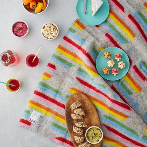 Lala & Bea picnic blanket, £84