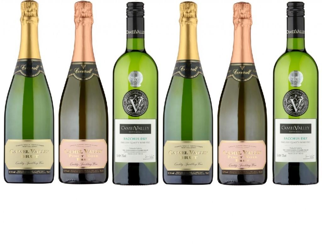 british wine wedding gift