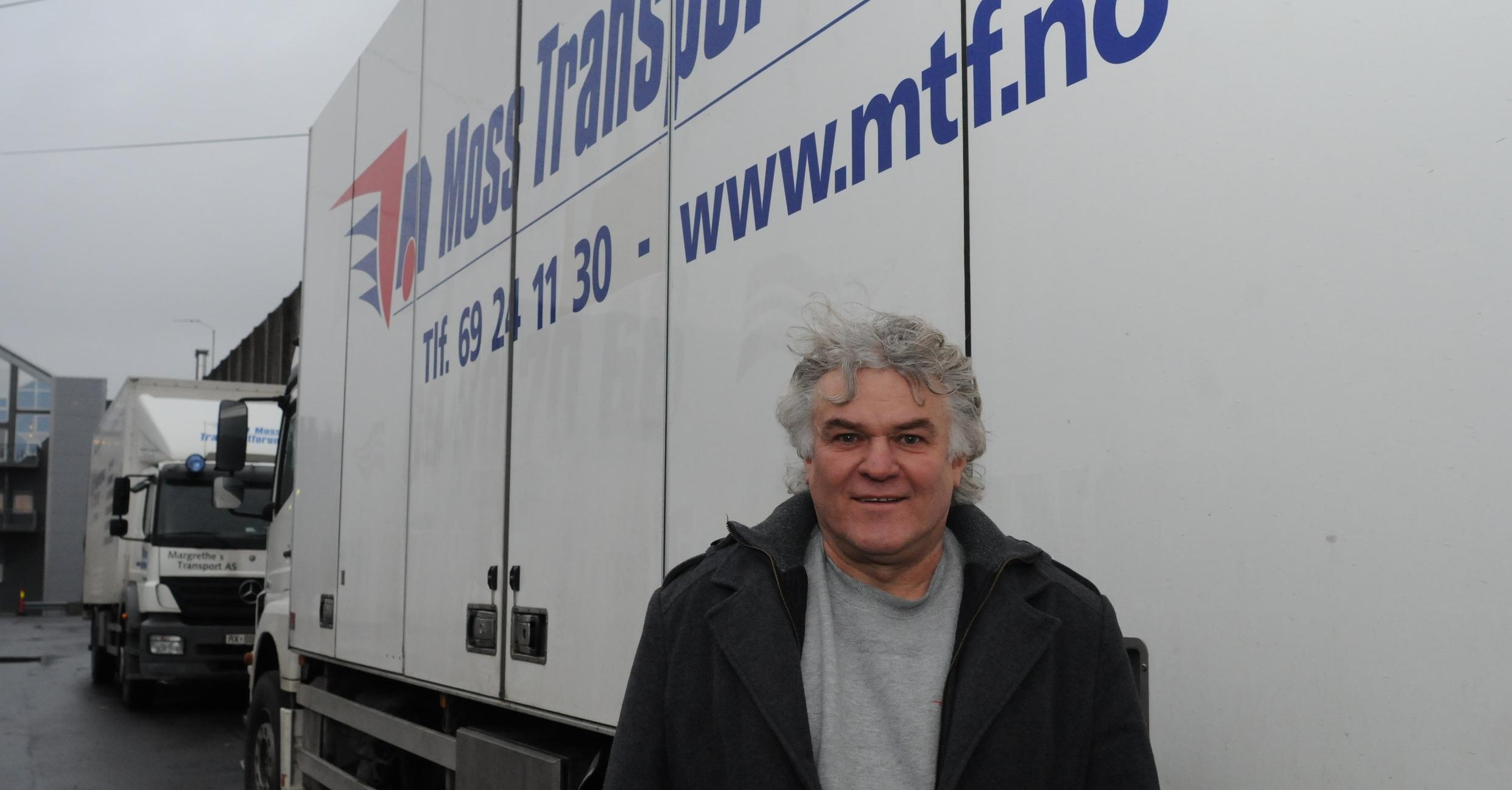 – Uten gode IKT-systemer er det vanskelig å overleve som transportør. De er avgjørende for om vi vinner oppdrag eller ikke, sier daglig leder Morten Nore i Moss Transportforum.