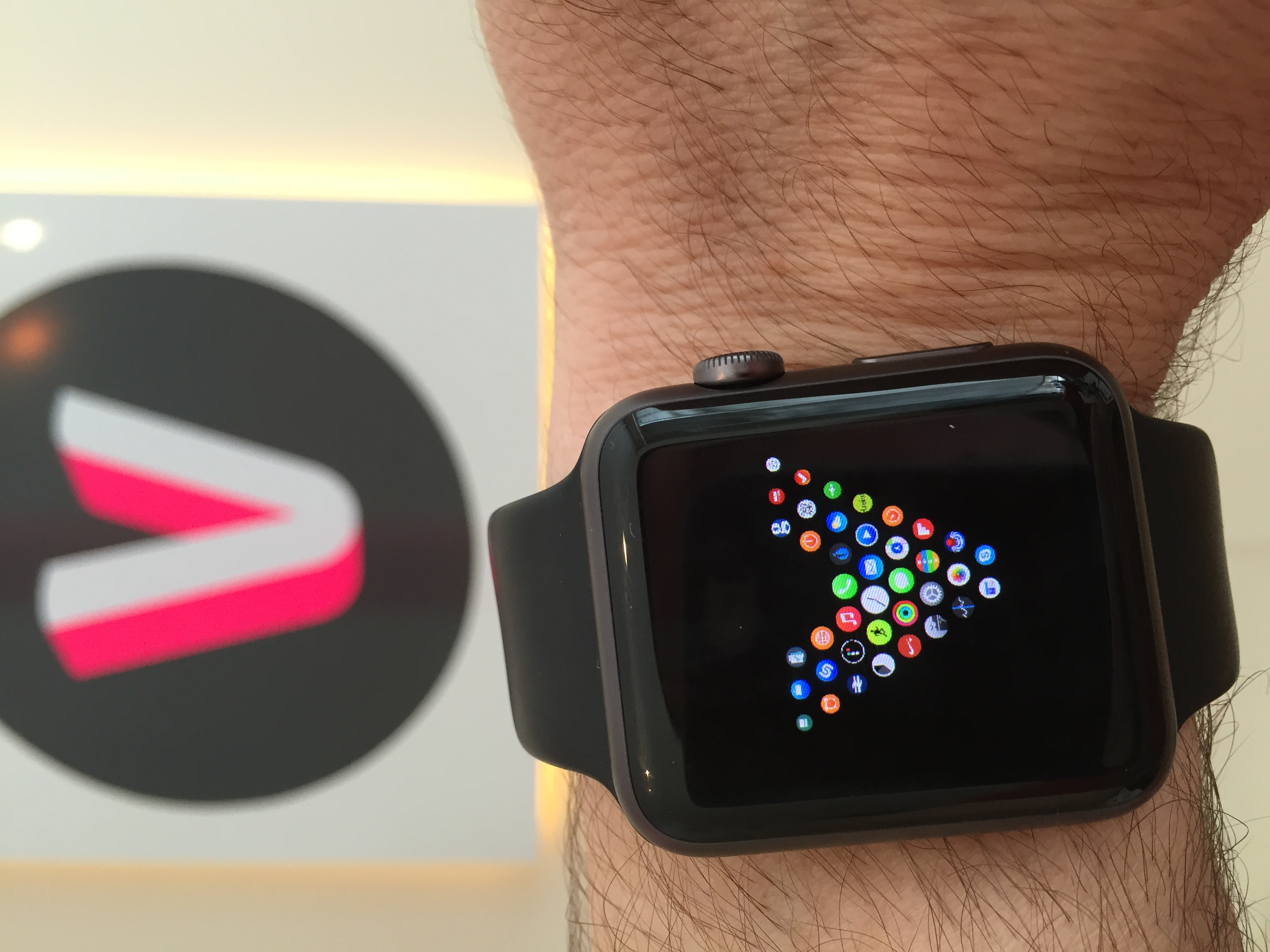 Vivid content marketing Apple Watch