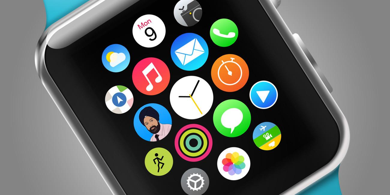 Vivid Content Marketing Apple Watch Wearables