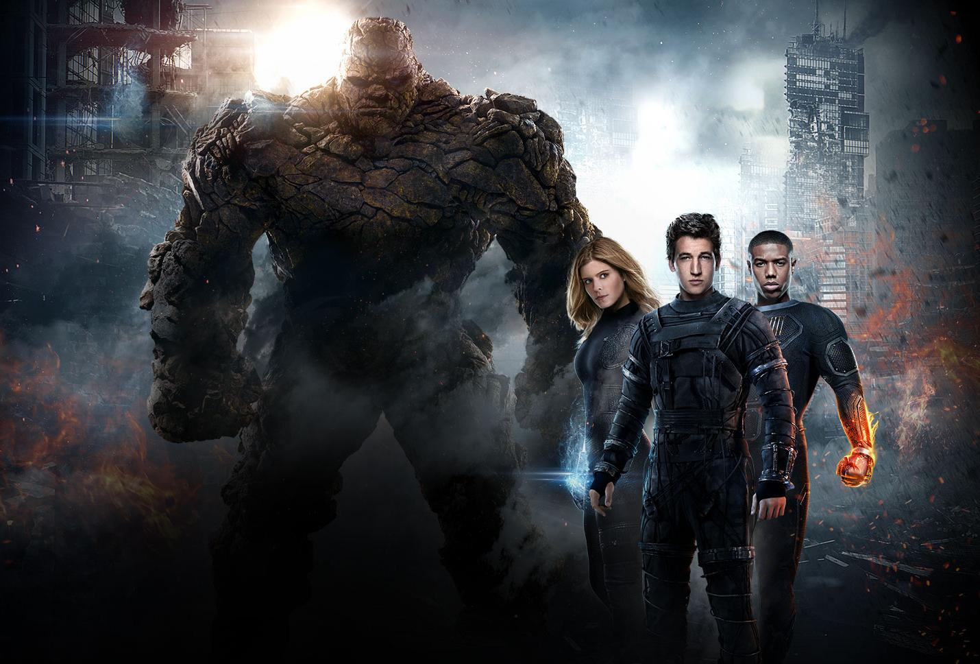 The Fantastic Four  A festival of CG effects and the lowest box office opening of any superhero movie of the modern era.