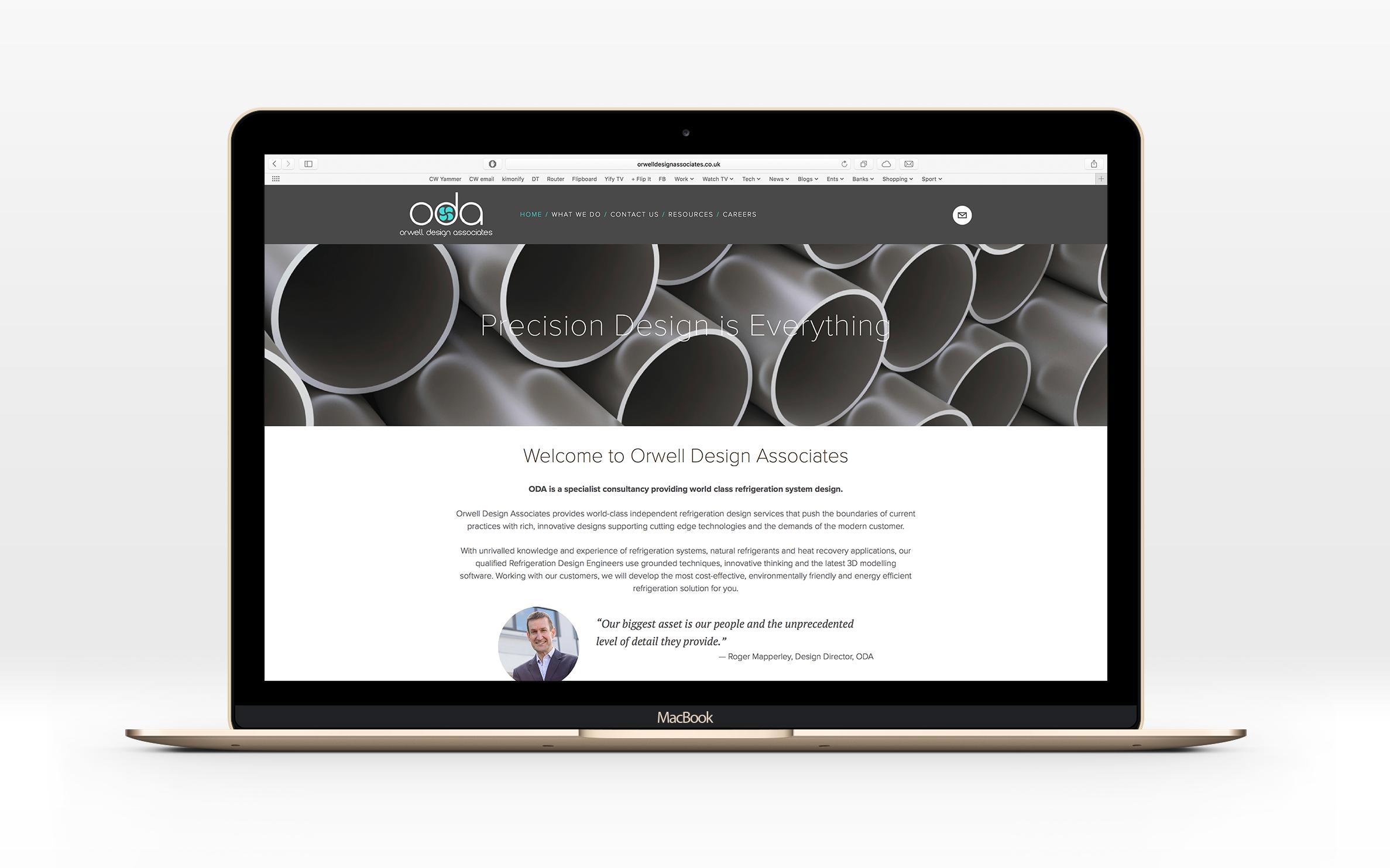 Vivid content marketing orwell design associates
