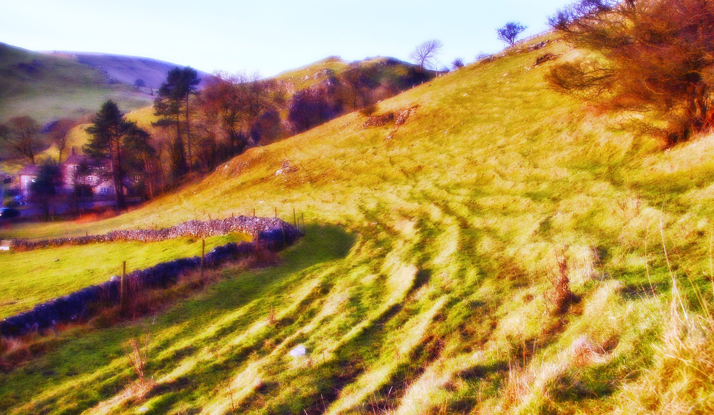 Longnor, Derbyshire #1