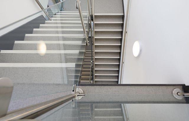 Gratuitous stairway shot  #architecturalphotography #architecture #architecturephotography #architecturalphotography #stairs #stairdesign #stairway #professionalphotography #professionalphotographer #interiorsphotography #interiorsphotographer #steps #twitter