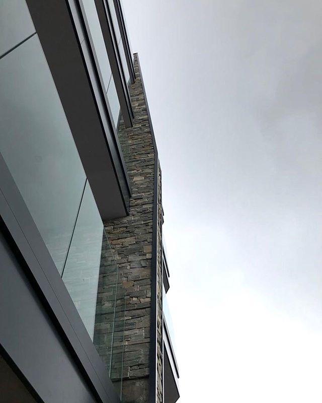 Our stone cladding work from the block of flats we've been working on! . . . . . . . . . . . . . #tiles #tile #tiling #tilingwork #design #style #living #luxuryliving #flats #apartment #luxury #luxuryhomes #luxuryhouses #luxuryhouse #balcony #exterior #stone #decor #dorset #stonecladding #instagram #renovation #newbuild #tileinstallation #interiors #interiordesign #architect #architecture #stoneworks