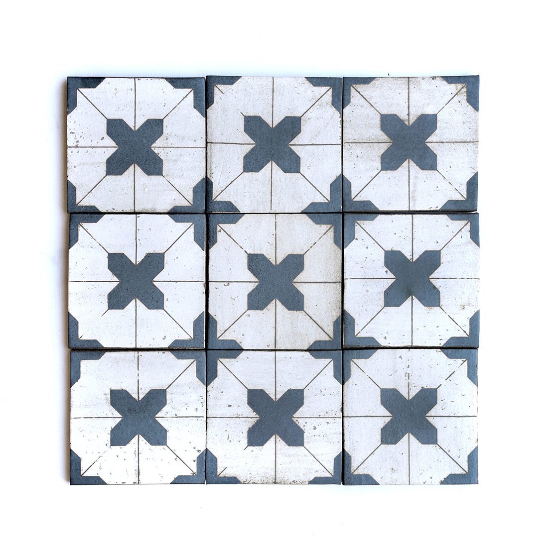 "4"" Cast Iron Camino Tile"