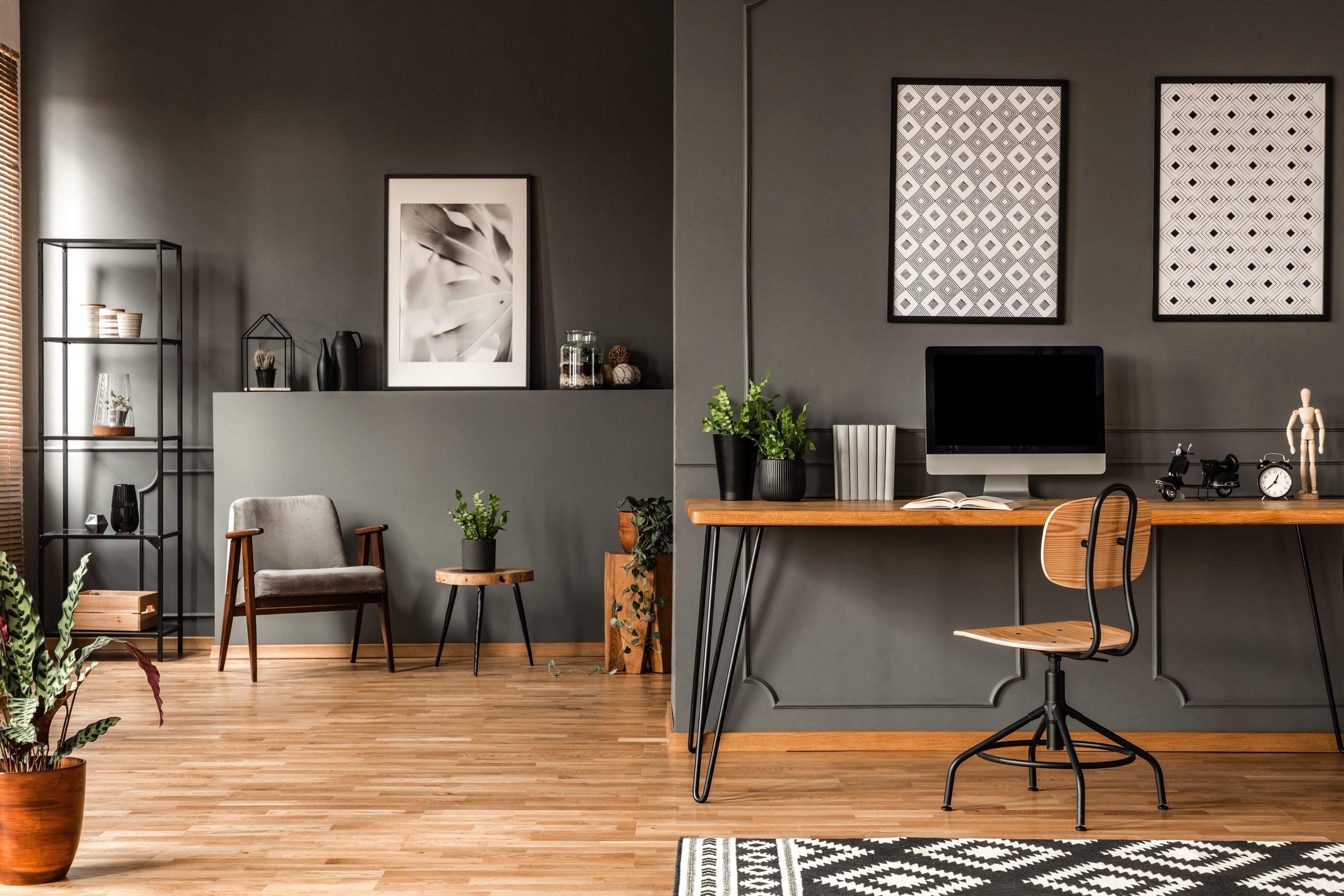 grey-home-office-interior-6PUJVR8.jpg