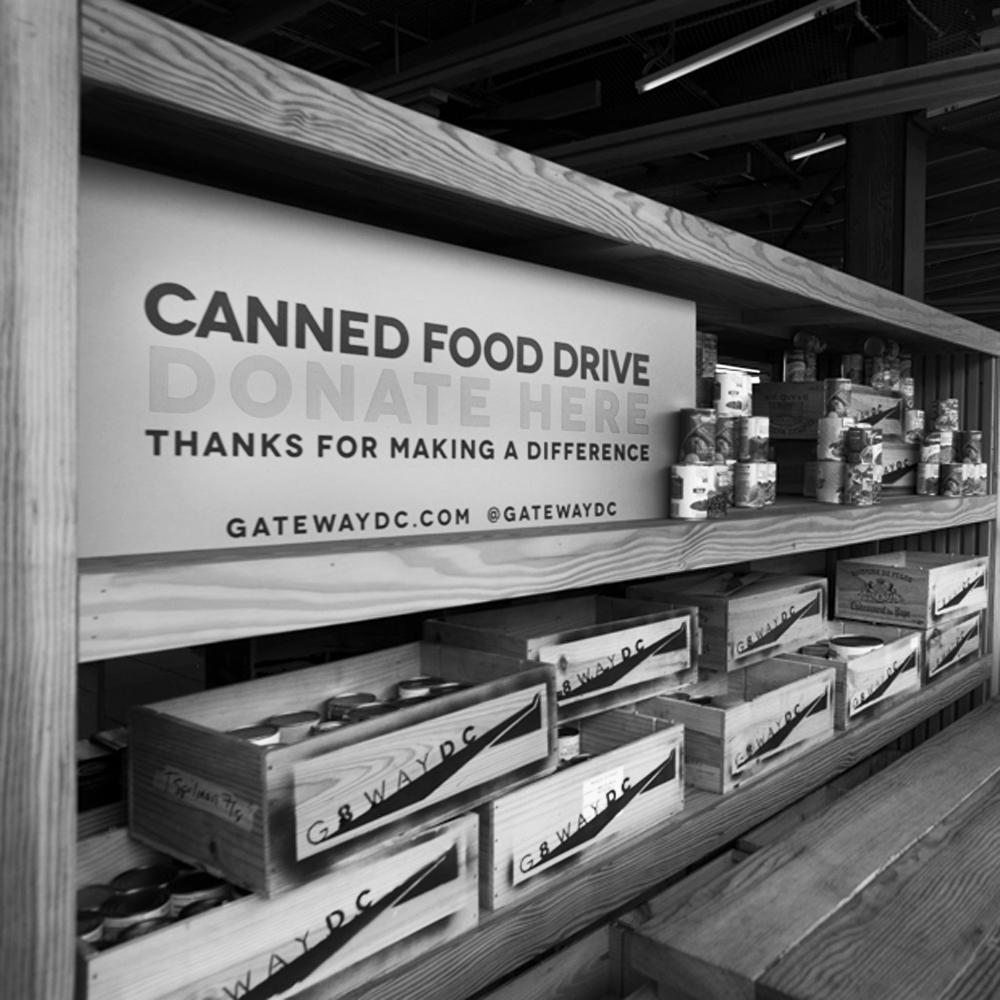 Canned Food Drive SQ BW.jpg