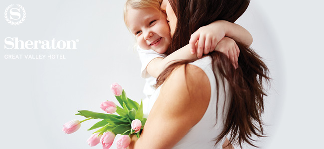Sheraton Great Valley - Mother's Day 2019 - Email Blast Banner.jpg