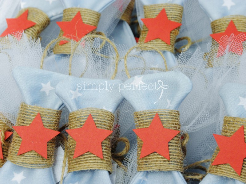ties and stars