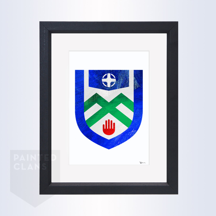 Monaghan county crest