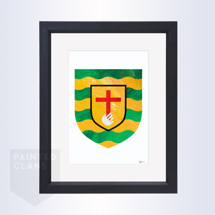 Donegal county crest