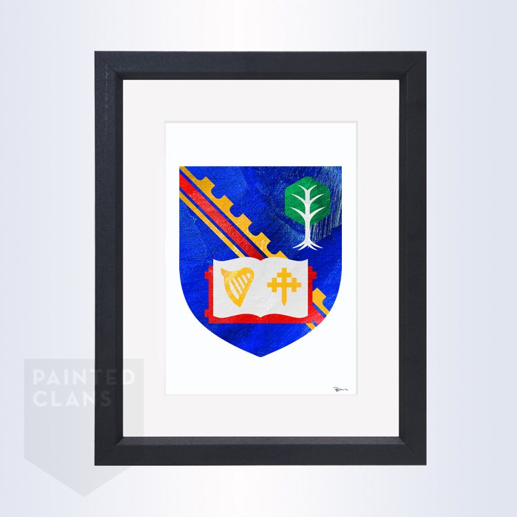 Armagh county crest
