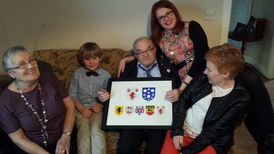 Peter Fox & Family