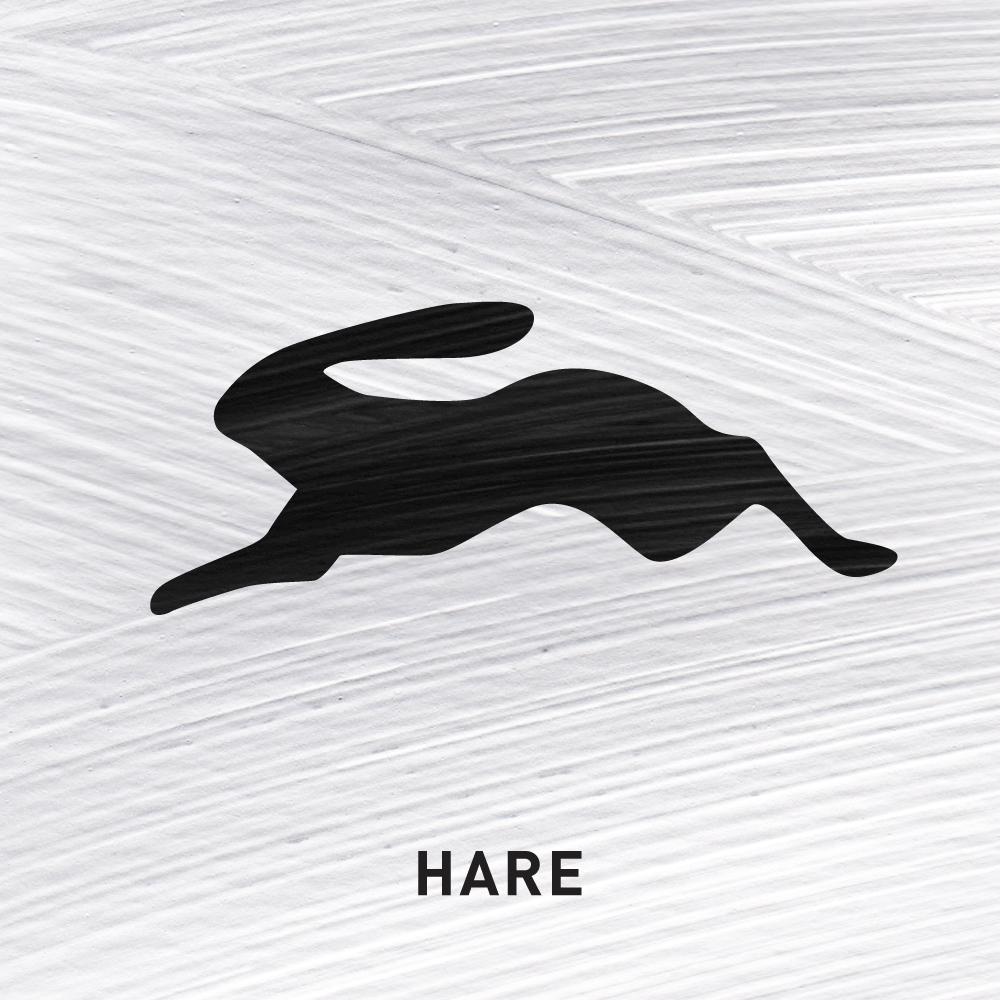 Hares & Rabbits Peace-loving