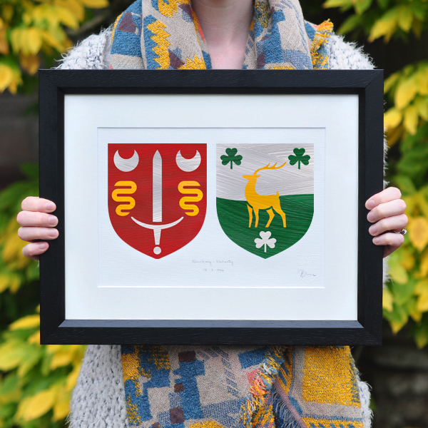 Quinn & O'Connell Crests
