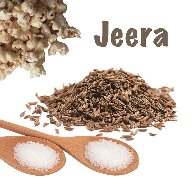 Jeera (Roasted Cumin)