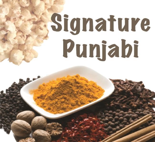 Signature Punjabi