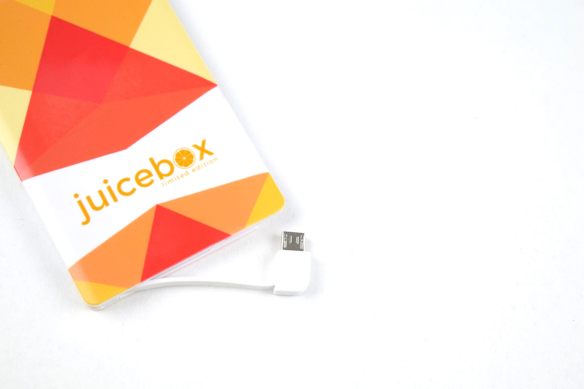 Juicebox :: Portable phone charger