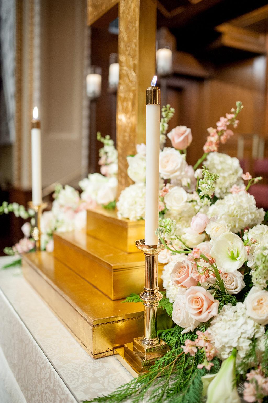 Gulf Coast wedding flowers
