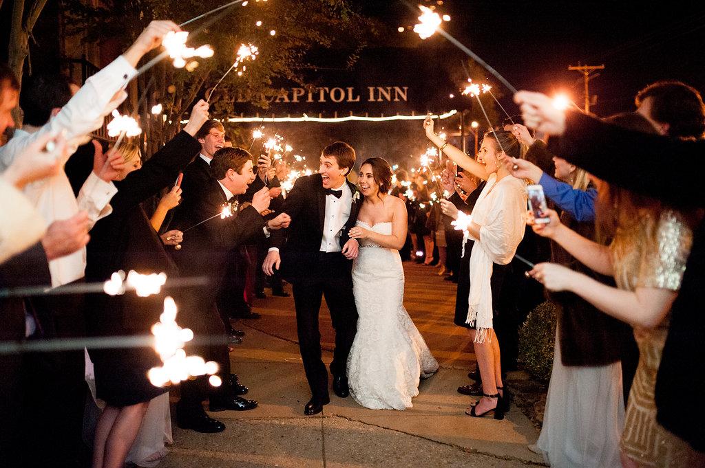 Mississippi wedding design - flowers and decor