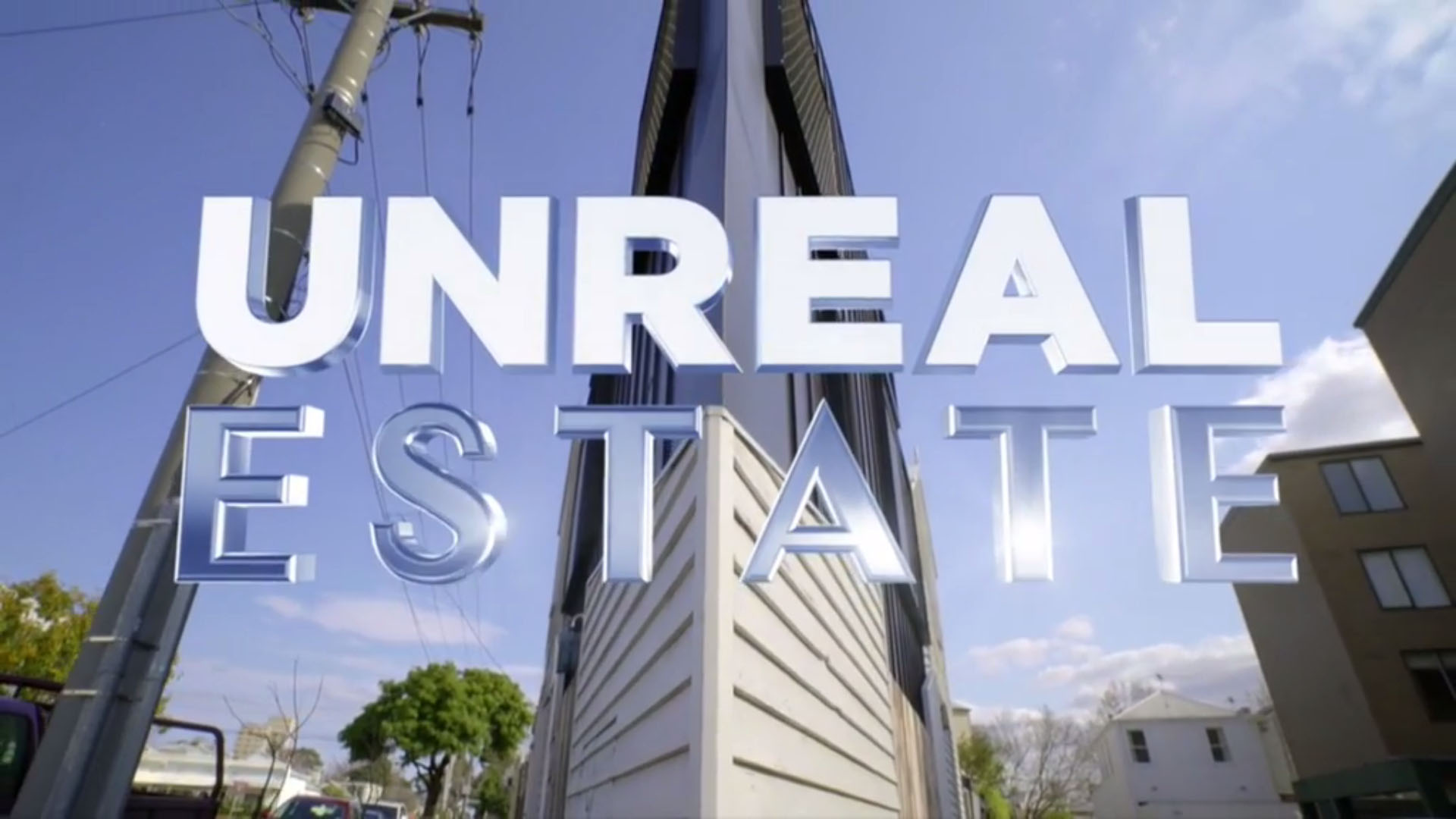 still from Unreal Estate | Channel 9