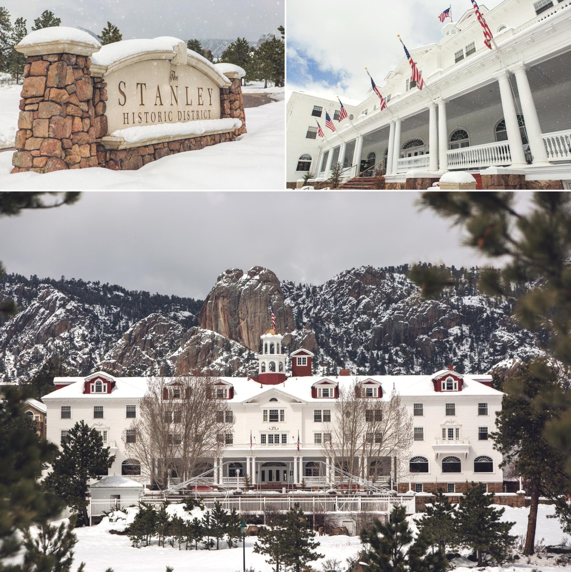 Hotel:  Stanley Hotel