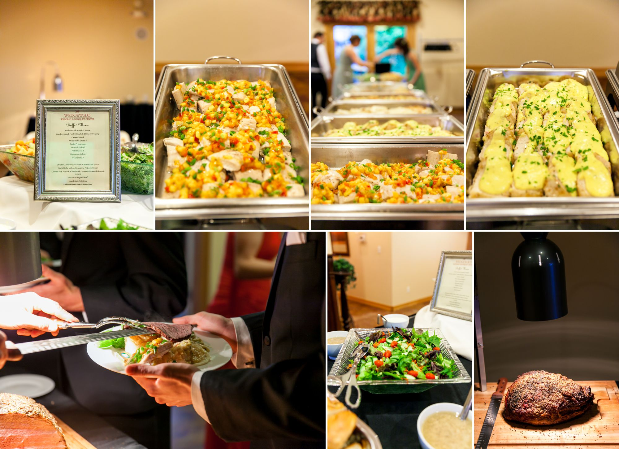 Catering by Wedgewood at Tapestry House