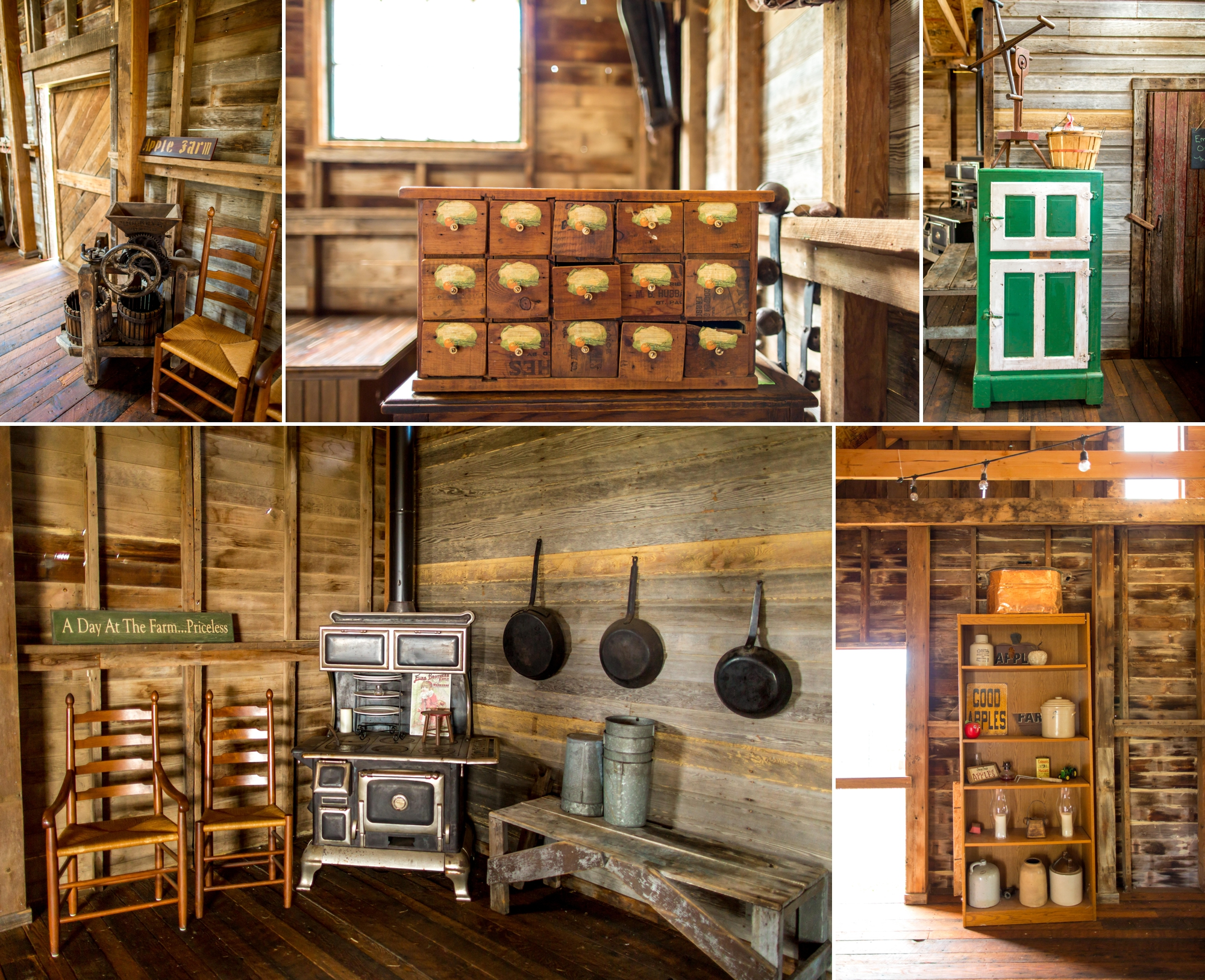 Ya Ya Farm & Orchard - Nothing like an apple orchard to haveamazing antiques!