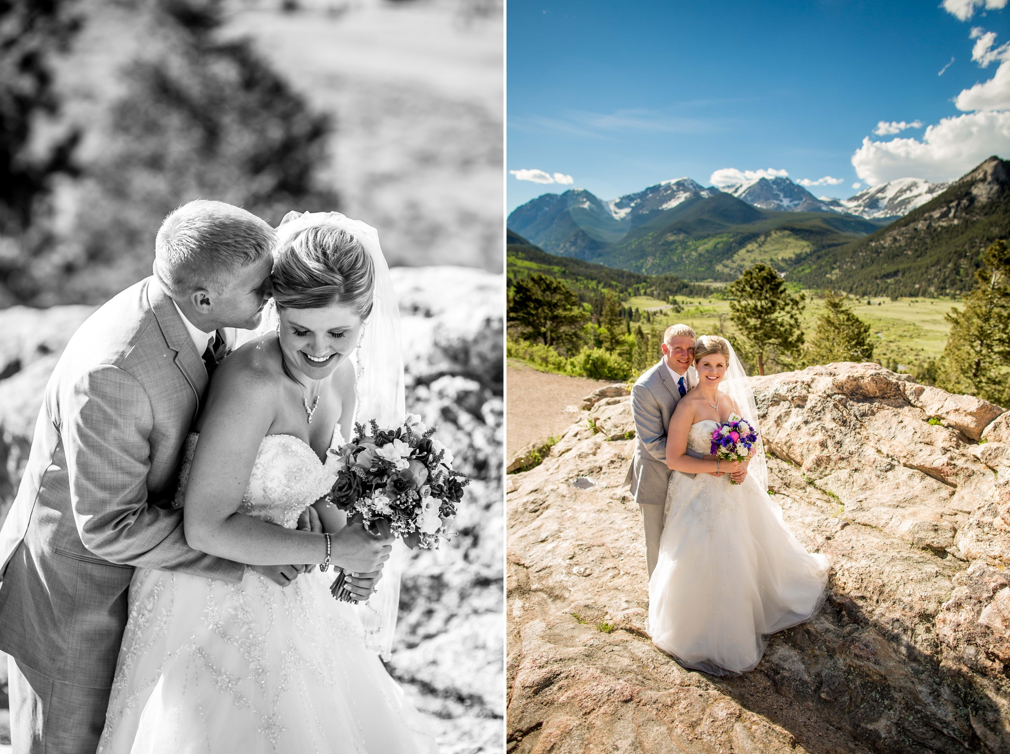 Rocky Mountain National Park Weddings by Aldabella Photography