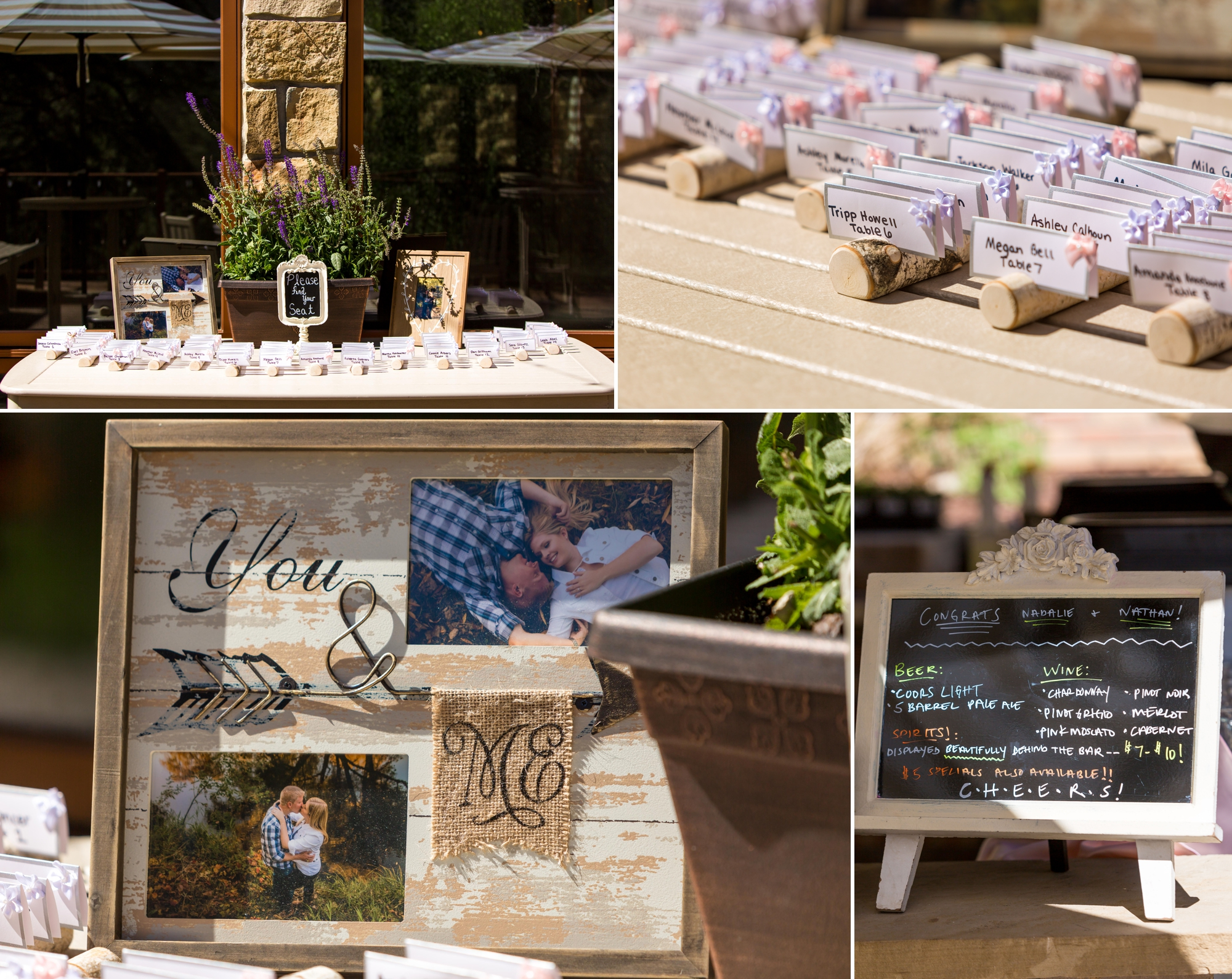 Della Terra Mountain Chateau Weddings by Aldabella Photography