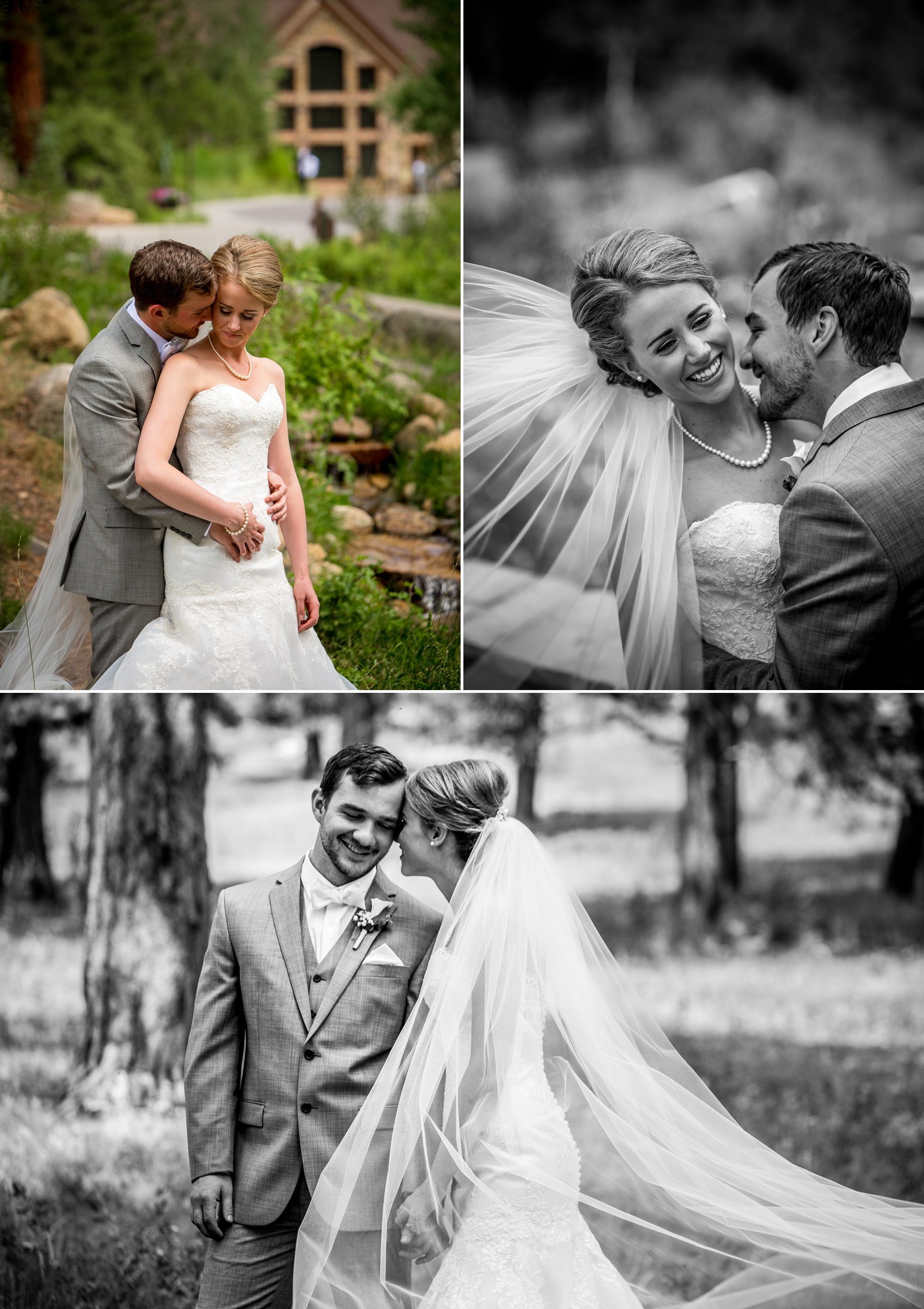 Della Terra Mountain Chateau Wedding Photographer