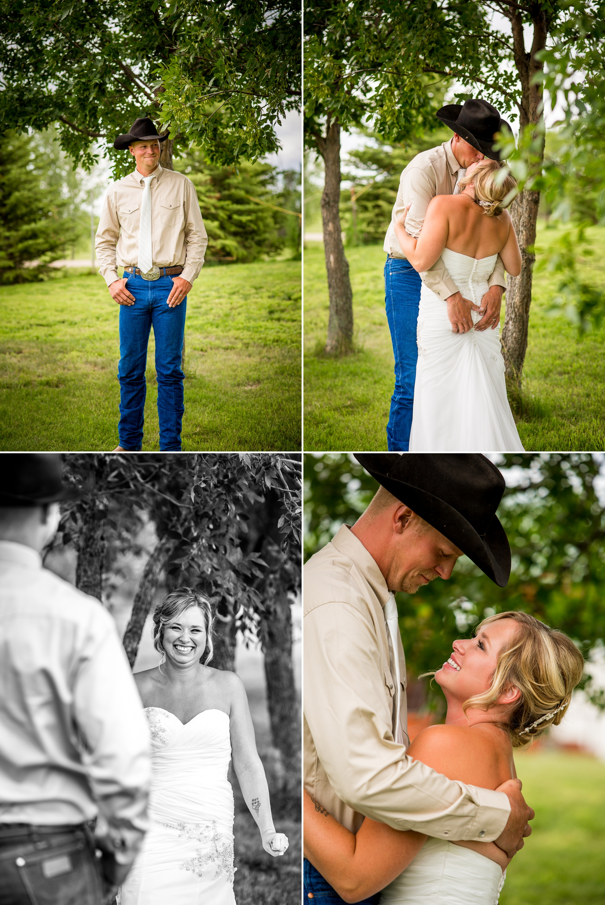 Black Leg Ranch Wedding