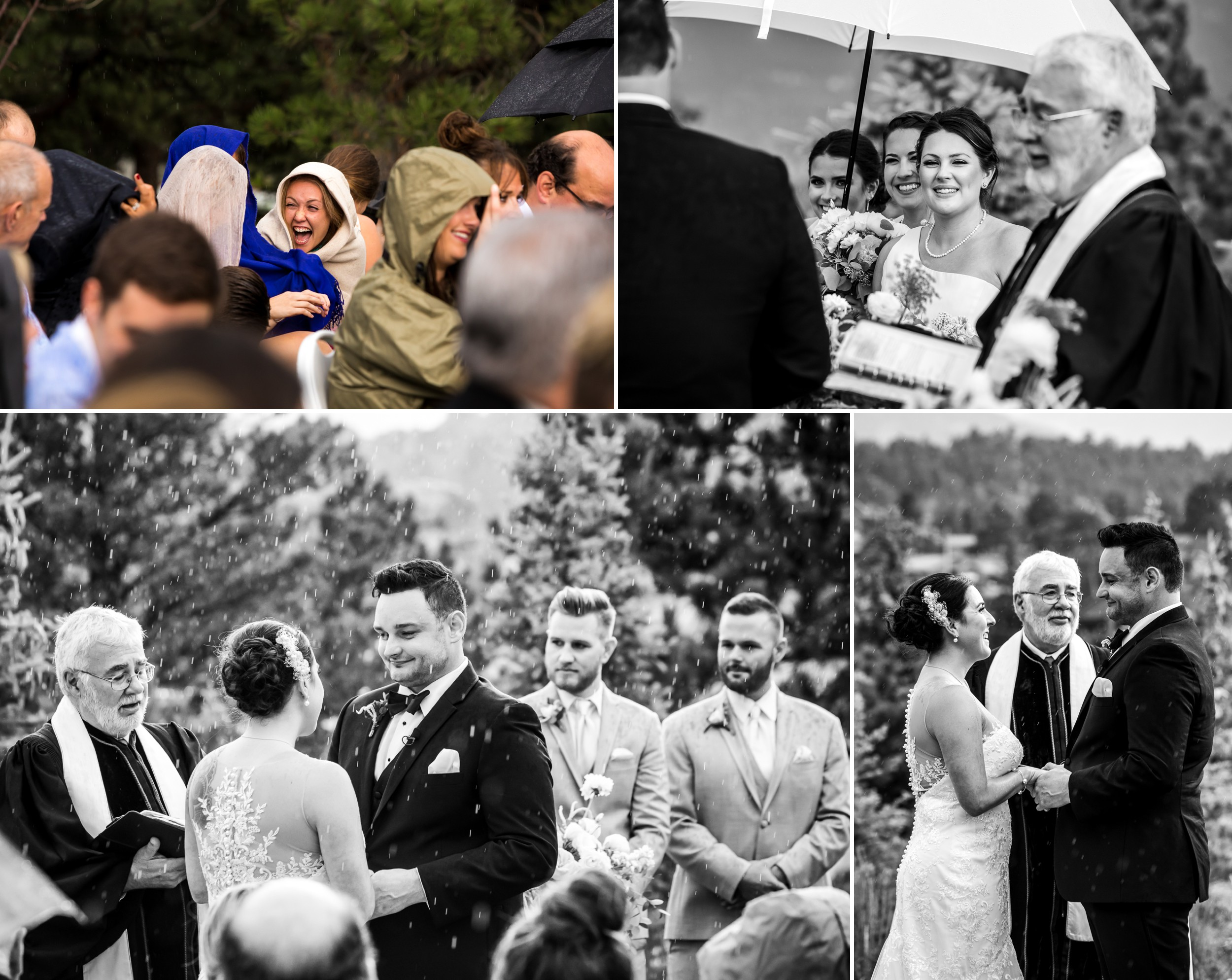Stanley Hotel an Estes Park Wedding