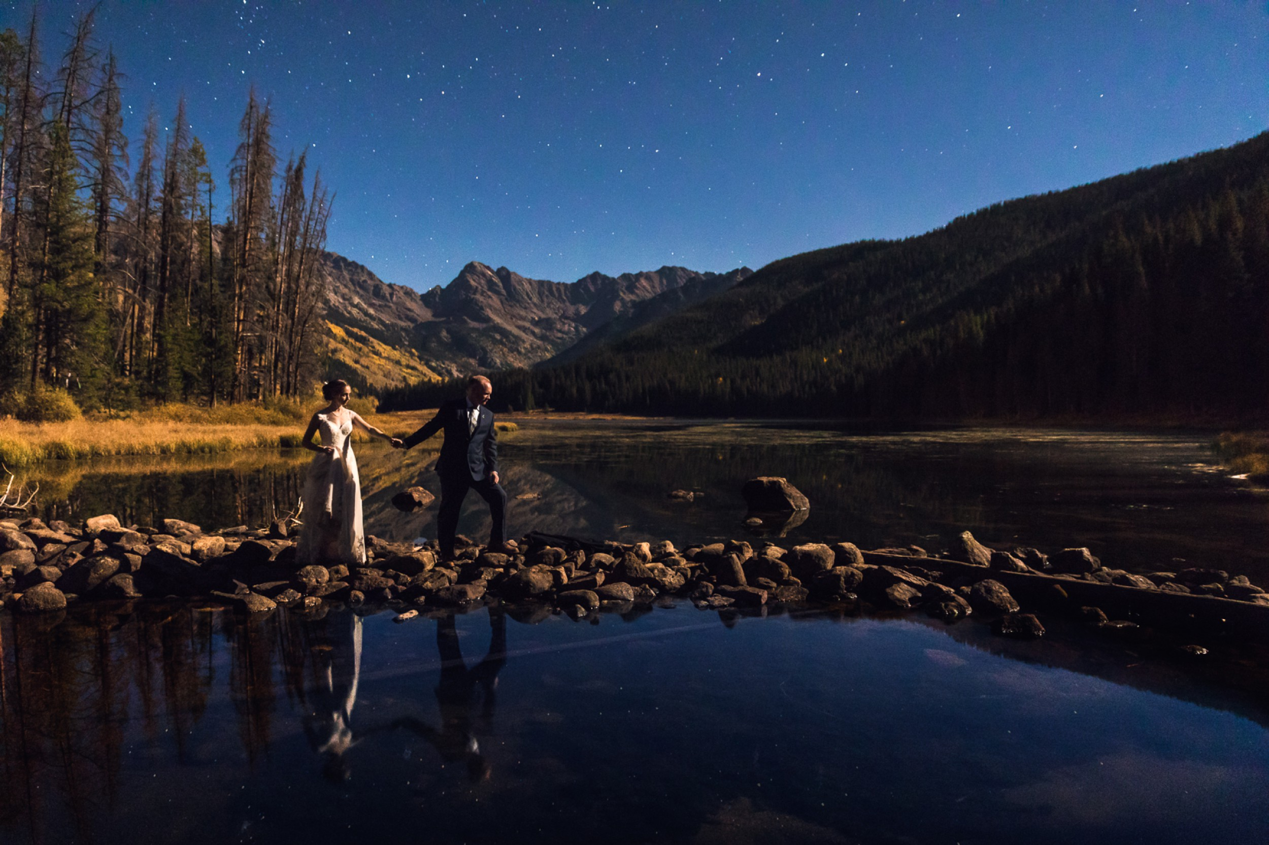 Piney River Ranch Wedding Photographer