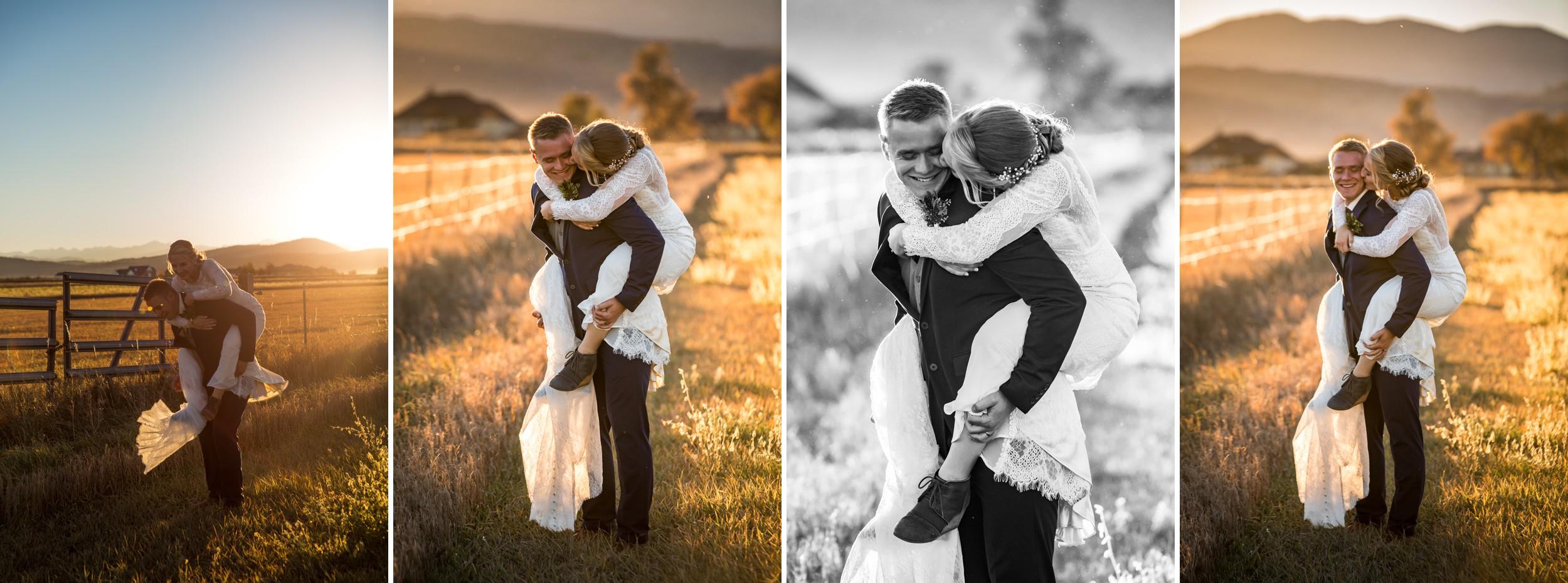 Loveland, CO Wedding Photographer