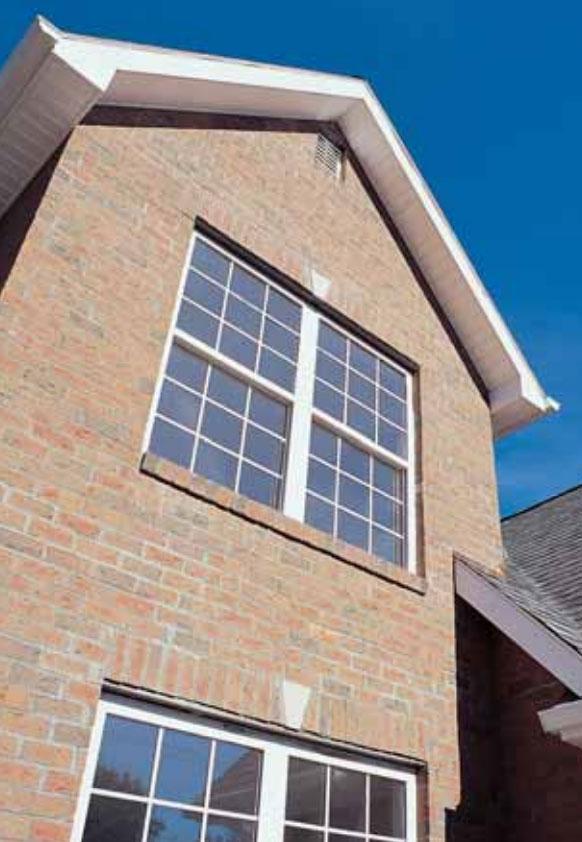 Maintenance-Free Vinyl Enhanced Window Installation