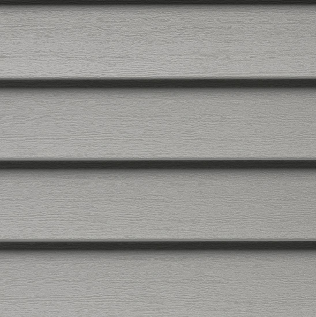 Gray Mastic Horizontal Siding