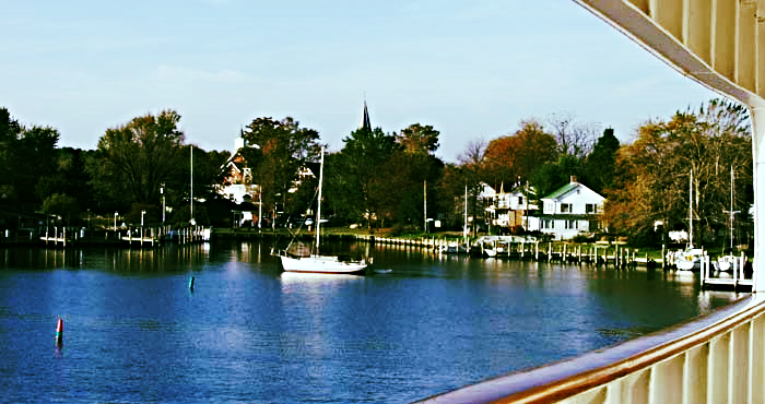 St. Michaels, MD, from  t  wofrog.com  which has some other gorgeous shots.