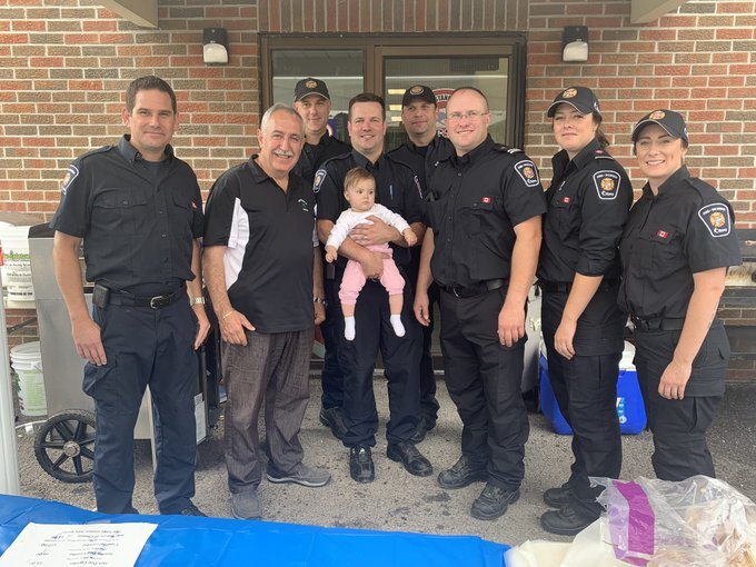 SEPT. 7, 2019: Constance Bay Fire Station 63 hosted a community BBQ