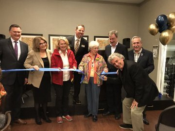 OCT. 2, 2019: Celebrating the grand opening of the Carp Commons Retirement Village