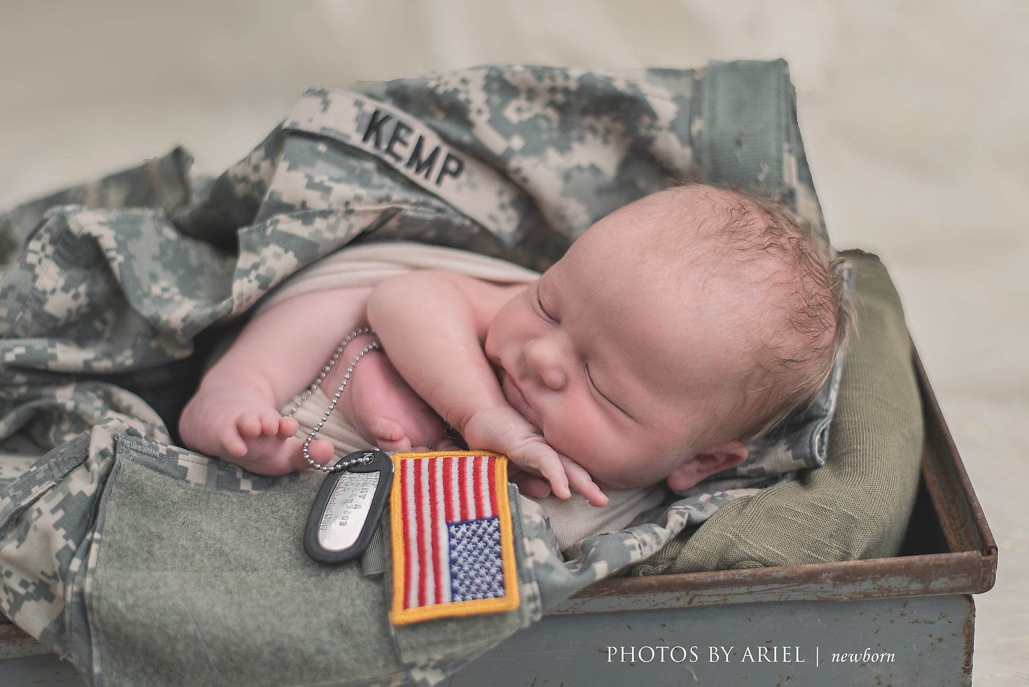 Illinois newborn photographer, central Illinois newborn photographer, newborn session sneak peak, baby boy in military gear, Lincoln Illinois newborn photographer, Bloomington Illinois newborn photographer, normal Illinois newborn photographer, springfield Illinois newborn photographer, Peoria Illinois newborn photographer, Decatur Illinois newborn photographer, photos by ariel, baby boy, family of four newborn photos, newborn photography blog, photographer blog