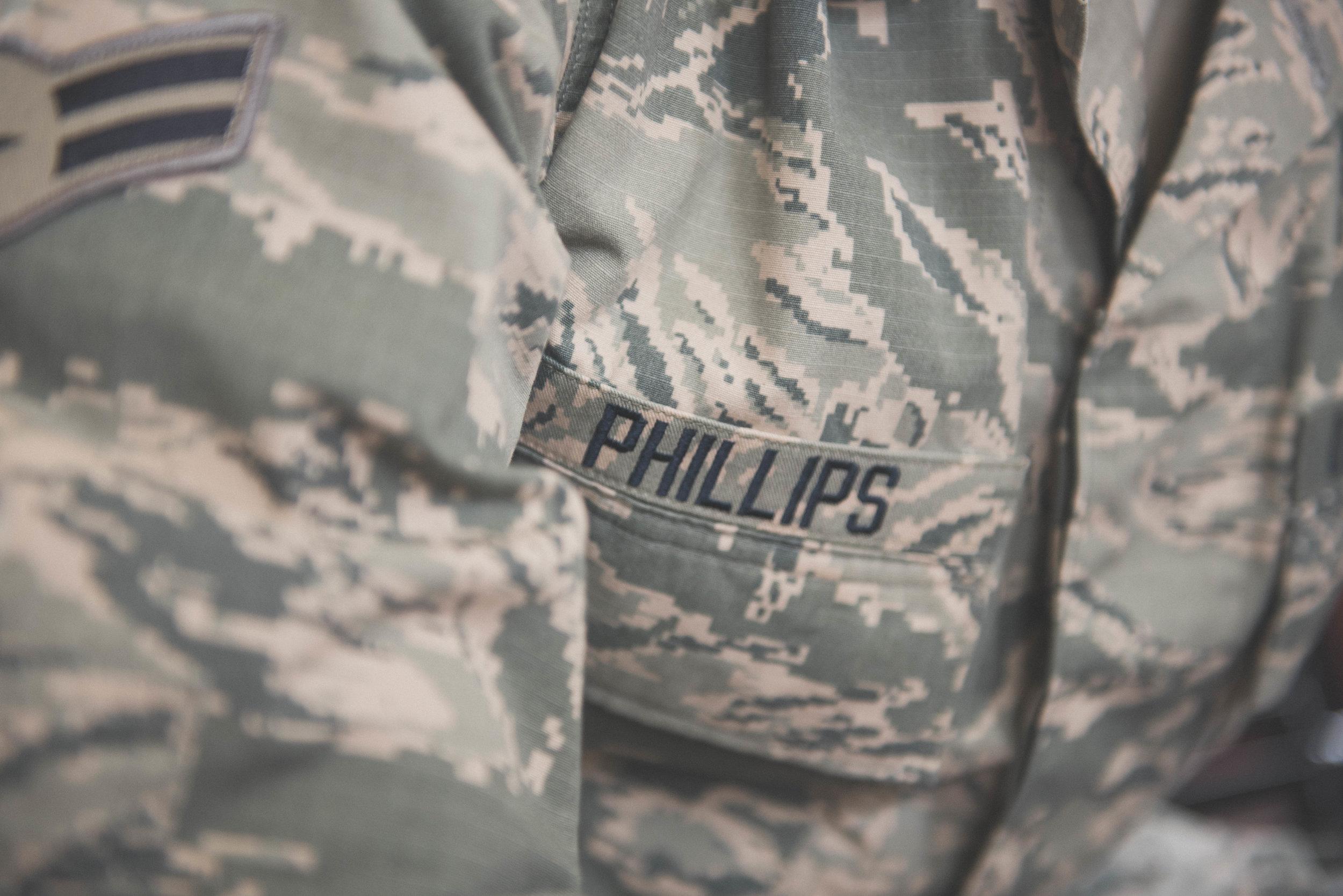 military badge image