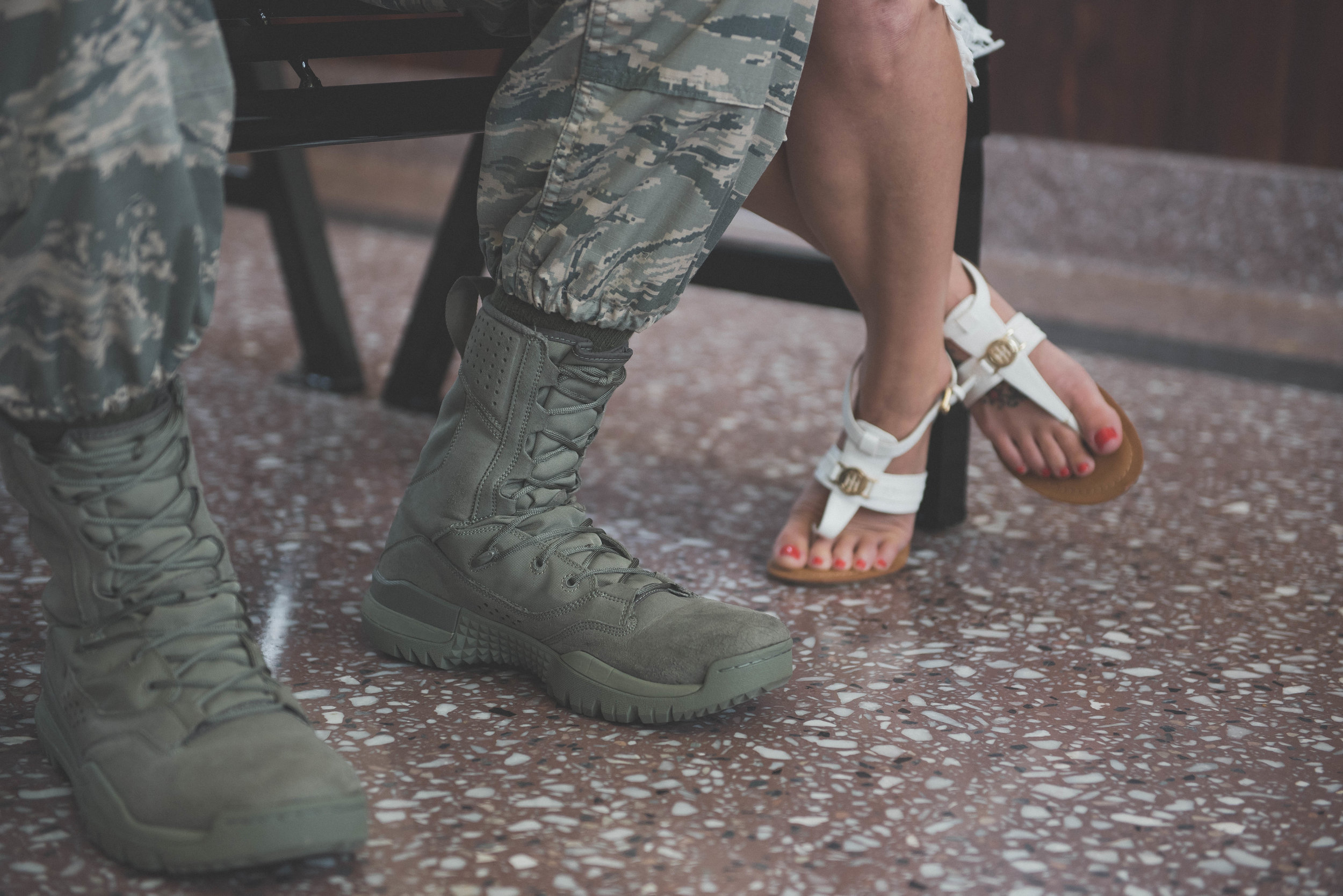 military boots image