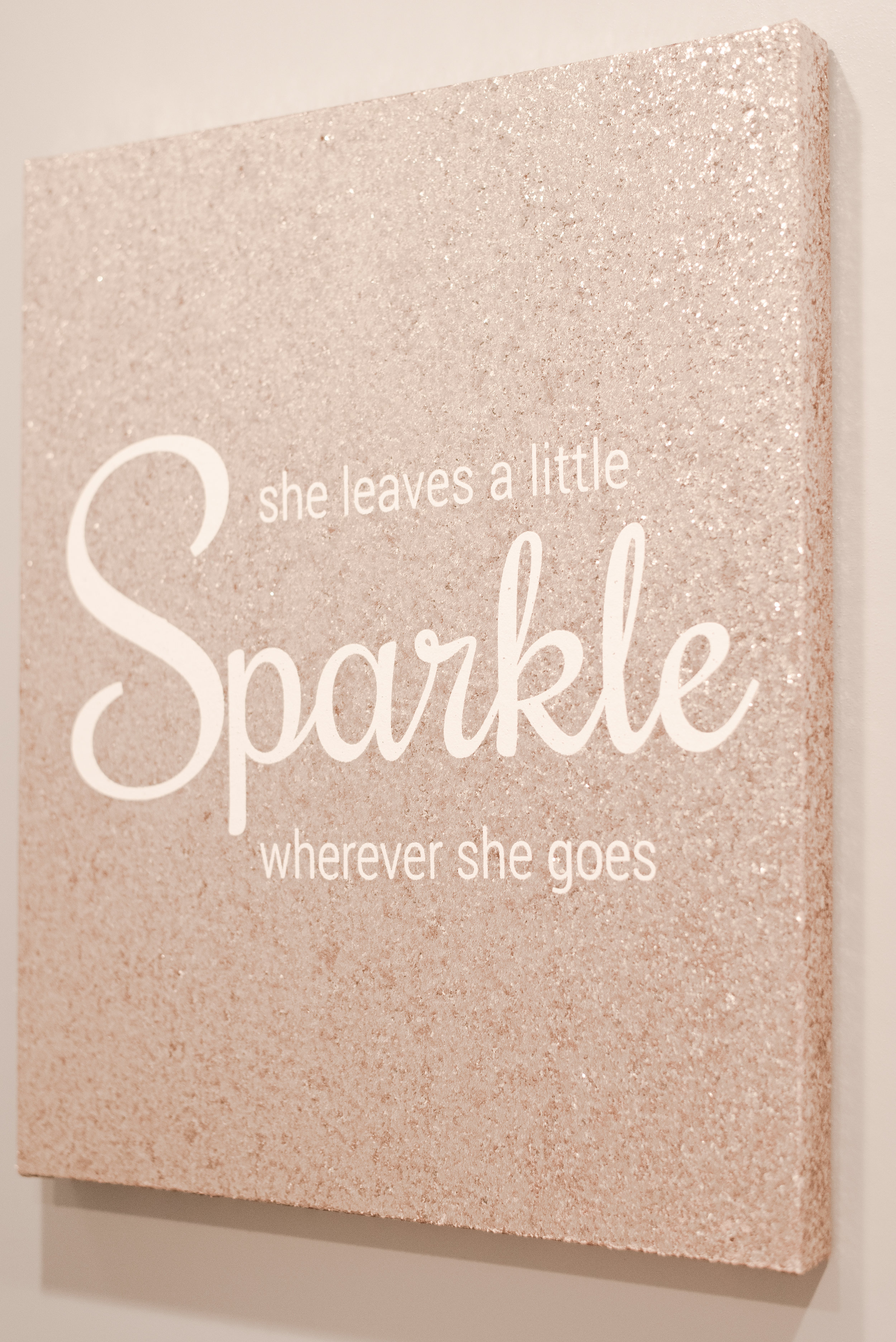 sparkle sign
