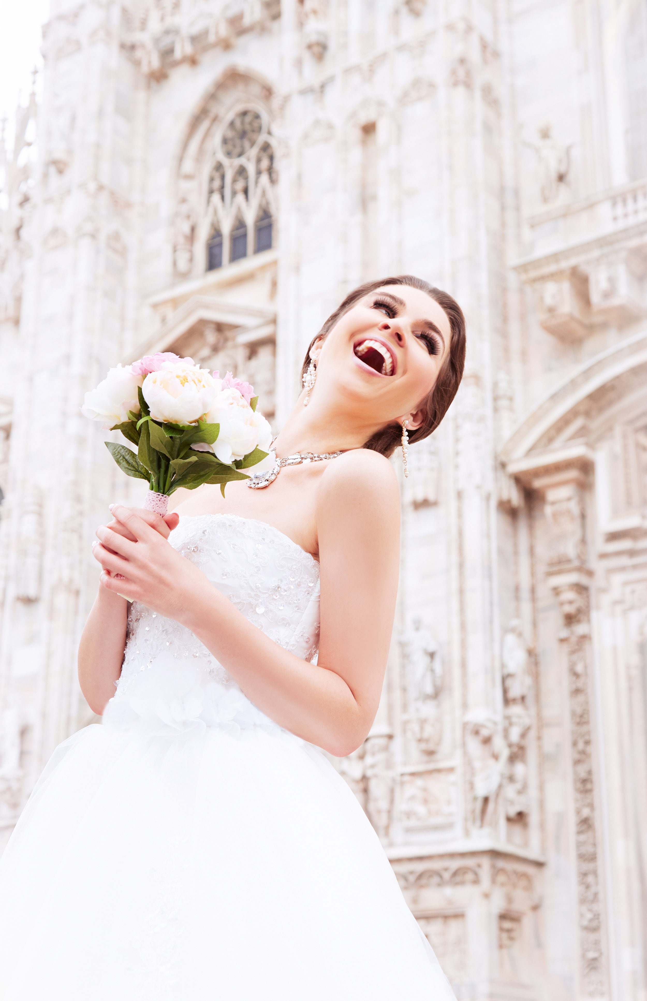 wedding day laughs