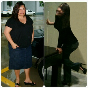140 lbs Weight Loss Transformation - Newtrition New You @ newtritionny.com
